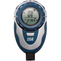 Pyle Sports Handheld Track Watch with Digital Compass, 42 Laps Chronograph Memory, Pacer by Pyle. $32.10. Check out this handheld track watch from Pyle Sports, and keep everything you need to train in the palm of your hand. It's equipped with a digital compass, chronograph, and a pacer function. Get your bearings with 1 degree of resolution and your direction with 16 compass points. Chronograph has a 42 lap memory, so you'll be able to keep track of short ...
