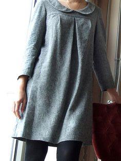 ellybeth dress (wiksten fall 2007)