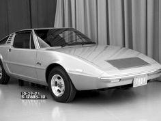 1971 – Búsqueda de ideas: Ford instruyó el estudio de diseño Ghia en Italia para proponer la imagen ... - atraccion360.com