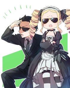 Beatrice and Subaru. Re: Zero - Anime Light Novel, Subaru, Otaku, Beatrice Re Zero, Re Zero Wallpaper, Chibi, Hxh Characters, Anime Lindo, Funny Anime Pics