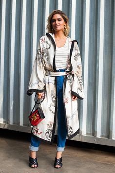 Street style do SPFW N42: dia 4 - Vogue   News