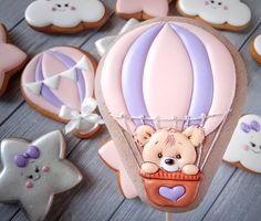 Вчера был удивительный день....Каждый год я жду его с таким трепетом...день рождения сына Вот уже 12 лет я благодарю Всевышнего за это… Bear Cookies, Spice Cookies, Cute Cookies, Cupcake Cookies, Baby Shower Cupcake Cake, Baby Shower Sheet Cakes, Cookies Decorados, Galletas Cookies, Sugar Cookie Icing