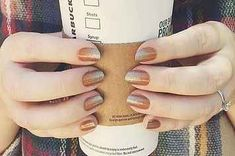 18 Glorious Works Of Fall Nail Art