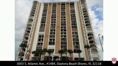 That luxury beach life you've long lusted after awaits you here in this 1700 Sq. Ft. 2 Bedroom 2 Bath Direct Oceanfront Condo!  $299,900.  3003 S Atlantic Ave #14B4, Daytona Beach Shores, FL - RonSellsTheBeach.com - 386-871-7697.