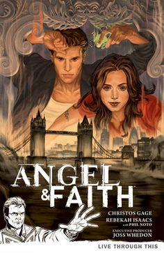 Angel & Faith Vol. 1 TBP Review