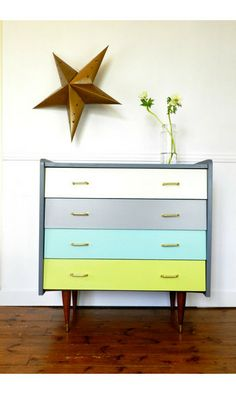 Commode - colors