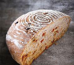 לחם שיבולת שועל (סובין)