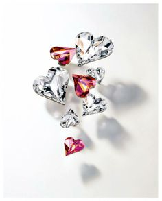 New Shape: Sweet Heart Fancy. A true classic returns!. Countless designers have already fallen in love with the heart shape, making it an unrivaled best-seller. The Sweet Heart Fancy Stone will surely rekindle the flame of the sparking relationship.