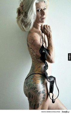 Tatuaże zawsze wyglądają zajebiście! - KWEJK.pl - najlepszy zbiór obrazków z Internetu!