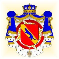 De FAY De LA TOUR-MAUBOURG_Famille / Marquis de La Tour-Maubourg / Armorial de l'Ordre de Saint-Louis: 1818