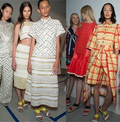Inside-Out – The Official Topshop Blog | See what's inspiring us at Topshop HQ daily! #nyfw #SUNO