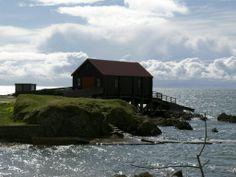 Old Boathouse Southend Kintyre Scotland