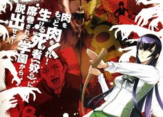 highschool of the dead  desktop nexus wallpaper 2080x1500
