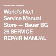 Dodge durangodakota 2001 2003 repair manual chilton total car worlds no1 service manual store bauer bg 26 service repair manual fandeluxe Image collections
