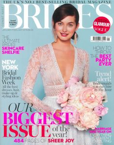 Slay Bambinis' featured in the latest issue of Brides Magazine ( UK's No1 best selling bridal magazine)  #magazine #bridal #fashion #style #lifestyle