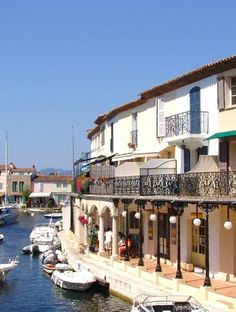 Port Grimaud, south of France