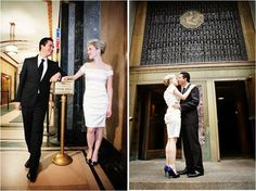 Real New York Wedding | Melissa + Raul at City Hall | Merci New York Blog