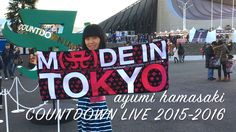 [Japon #6] [Concert nouvel an] ayumi hamasaki COUNTDOWN LIVE 20152016 A MADE IN TOKYO Yoyogi - from #rosalys at www.rosalys.net - work licensed under Creative Commons Attribution-Noncommercial