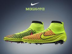 Awesome cleats. The Nike Magista is an amazing pair of cleats.