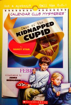 Case of Kidnapped Cupid