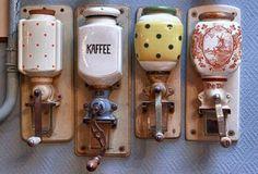 Kopje koffie van vroeger.