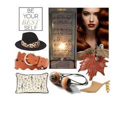 Fashion set Autumn Elegance created via Music Score, Unusual Art, Creative Home, Best Self, Autumn, Fall, Sell On Etsy, Handmade Crafts, Art Decor