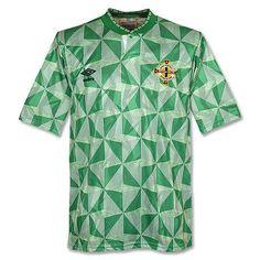 Umbro 90-91 Northern Ireland Home Shirt- Used 90-91 Northern Ireland Home Shirt- Used http://www.MightGet.com/february-2017-2/umbro-90-91-northern-ireland-home-shirt-used.asp