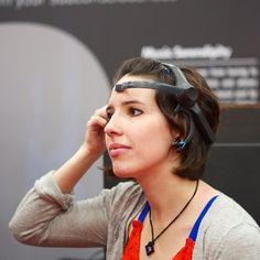 Nuerowear Headphones Play Music According to Your Mood — SXSW Interactive