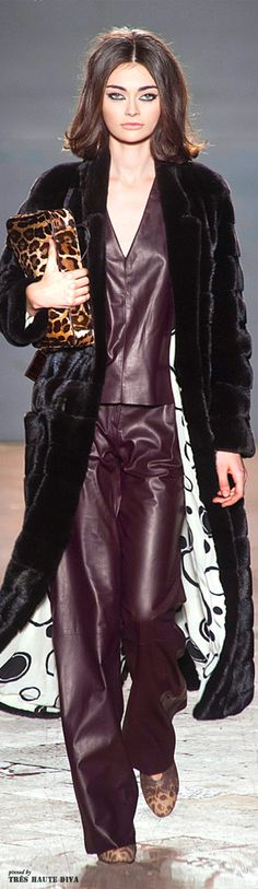 #Milan Fashion Week Simonetta Ravizza Fall/Winter 2014 RTW