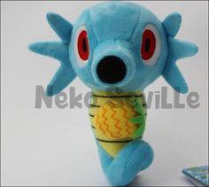 Pelúcia Horsea 18cm - Pokémon NE8946 #Horsea #Anime #Water #kawaii #Plush #pelúcia #freeshipping