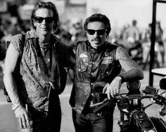 Former Hells Angels boss Sonny Barger was a fraud who beat his wife and stepdaughter, ex-gangster George Christie writes in 'Exile on Front Street' tell-all Mickey Rourke, Hells Angels, Tony Hawk Skateboard, Sonny Barger, Outlaws Motorcycle Club, Biker Clubs, Custom Bobber, Friend Poses, Tough Guy