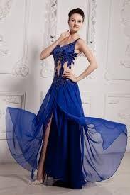 Resultado de imagem para vestidos azul