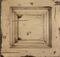 DISTRESSED CABINET STYLE