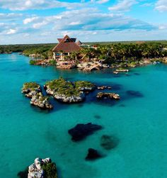 Xel-Ha, Tulum, Mexico. I went here on vacation with my Husband and it was the most beautiful place ever!! I loved every second!!
