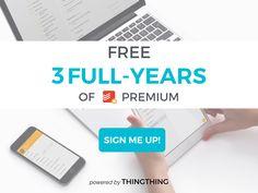 WIN 3 years of TODOIST Premium