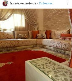 Salon Marocain · Moroccan Interiors, Moroccan Decor, Moroccan Style,  Casablanca, Luxury Interior, Interior Design