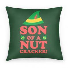 Son of a Nutcracker --ELF!! lol
