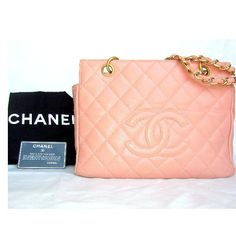 Tip: Chanel Handbag (Soft Pink)