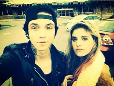 Andy and Juliet! ❤❤