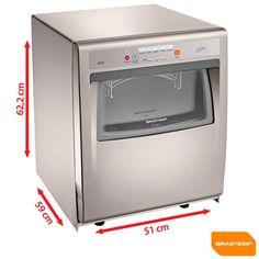 Imagem para Lava Louça 8 Serviços Ative Brastemp - BLF08AS a partir de Fast Shop