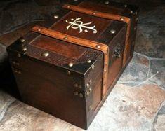 J.R.R. Tolkien inspiró a recuerdo caja pecho el por CdsCrafting