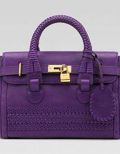 Dark Violet Handbag Woooooow In Every Color Plis