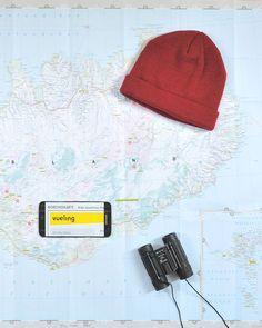 Elige destino y entra en Vueling en MasCupon y encuentra la promoción perfecta para ir al destino por menos precio.  #Vueling #vuelos #destino #viaje #invierno #mapa