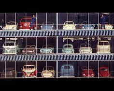 vw parking
