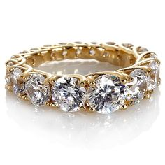 Love this ring. i had to buy it!Victoria Wieck Absolute™ Graduated Round Eternity Ring