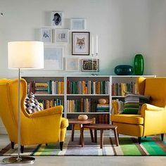 Tendencias en salones - #decoracion #homedecor #muebles
