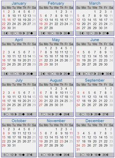 2017 has 2 Friday the 13ths | EarthSky 1/1/17 When a common year of 365 days starts on a Sunday, as it does this year, 2 Friday the 13ths are inevitable. The 1st one is in January.