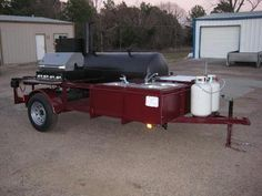Aggie Tradition BBQ Pits, Custom Smokers, & Barbecue Trailers