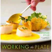 Livro - Working The Plate: The Art Of Food Presentation