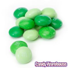 These special mint green m&ms are perfect for the spring and sell out fast!  Sign up to be notified when we get them in... http://www.candywarehouse.com/products/mint-dark-chocolate-mandms-candy-8-ounce-bag/
